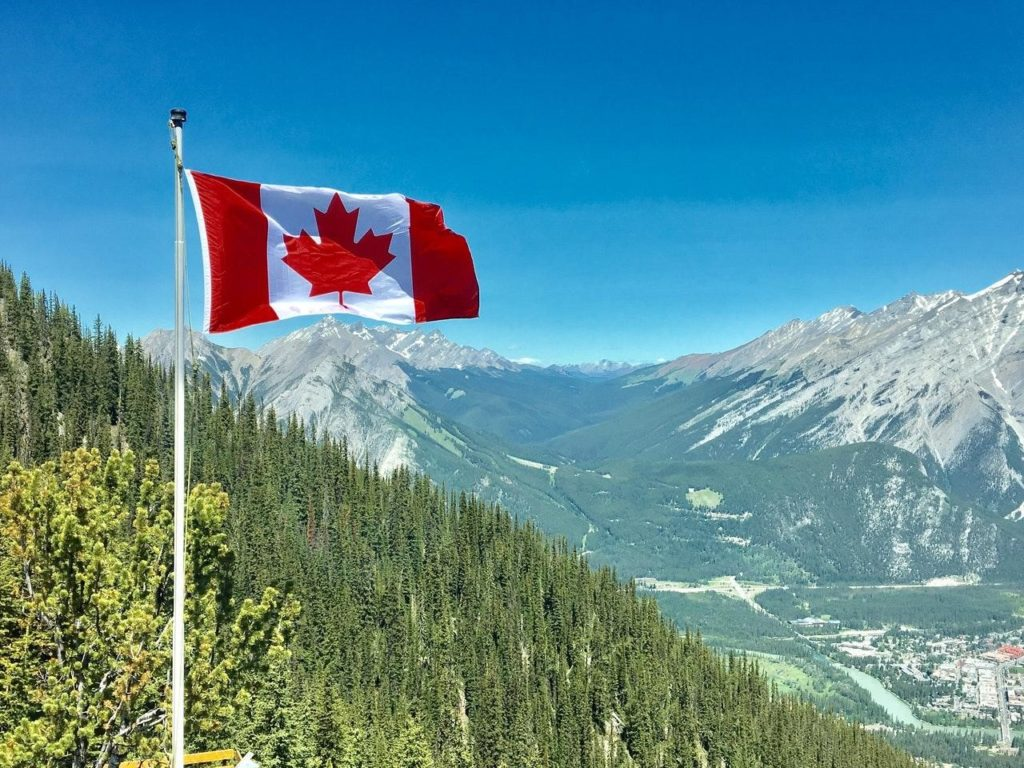 Canada is the fourth most popular country for expats.