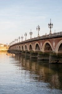 A nice view of Bordeaux, one of the top places for expats to live in France.